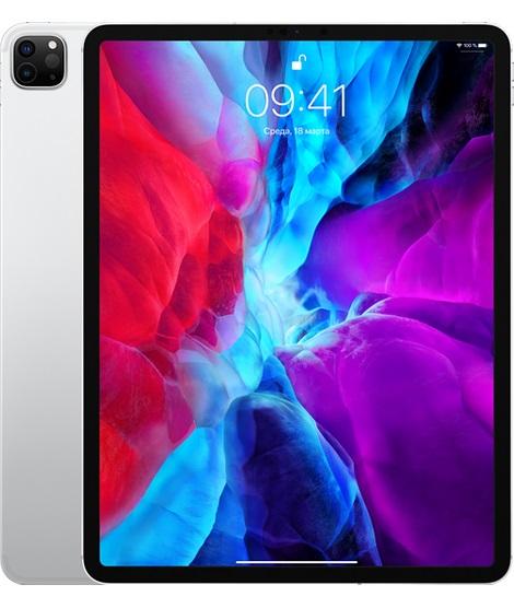 iPad Pro 12,9'' Wi-Fi (2020) 128Gb Серебристый