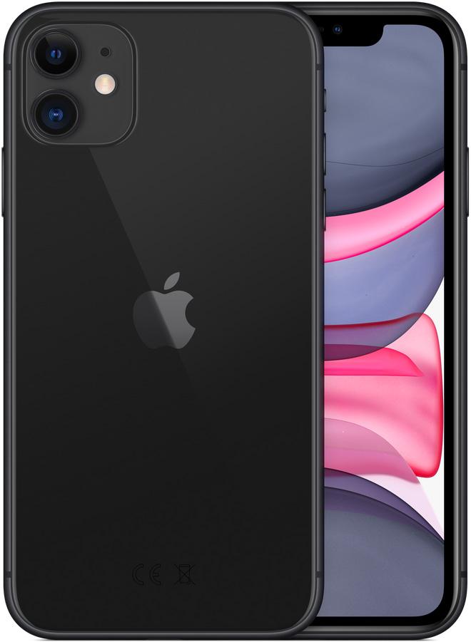 iPhone 11 64Gb Чёрный