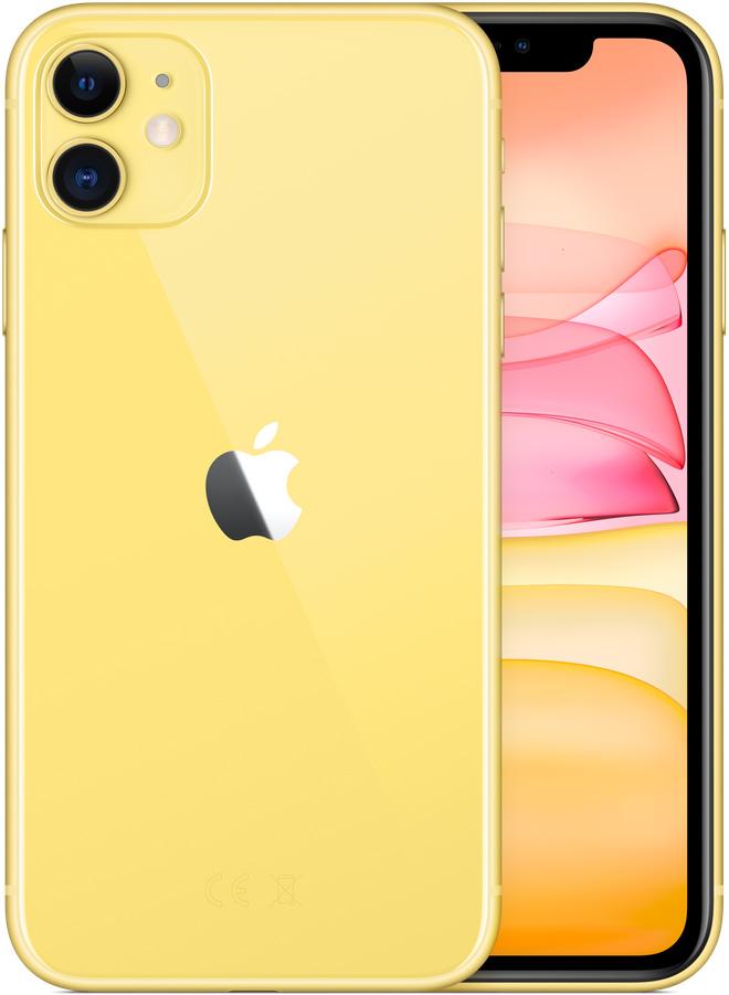 iPhone 11 64Gb Жёлтый