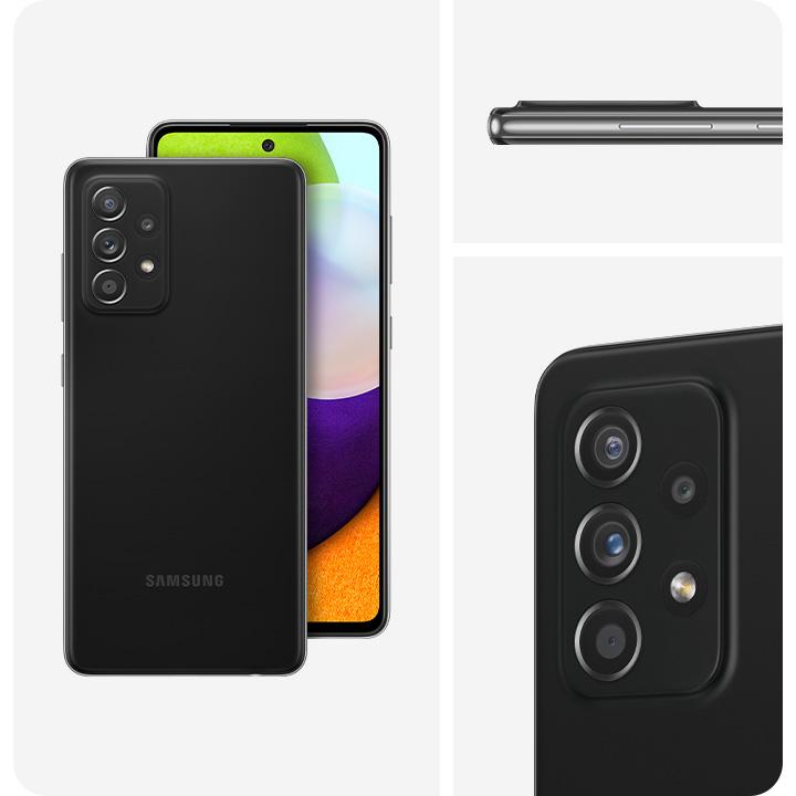 Samsung Galaxy A52 128Gb Черный