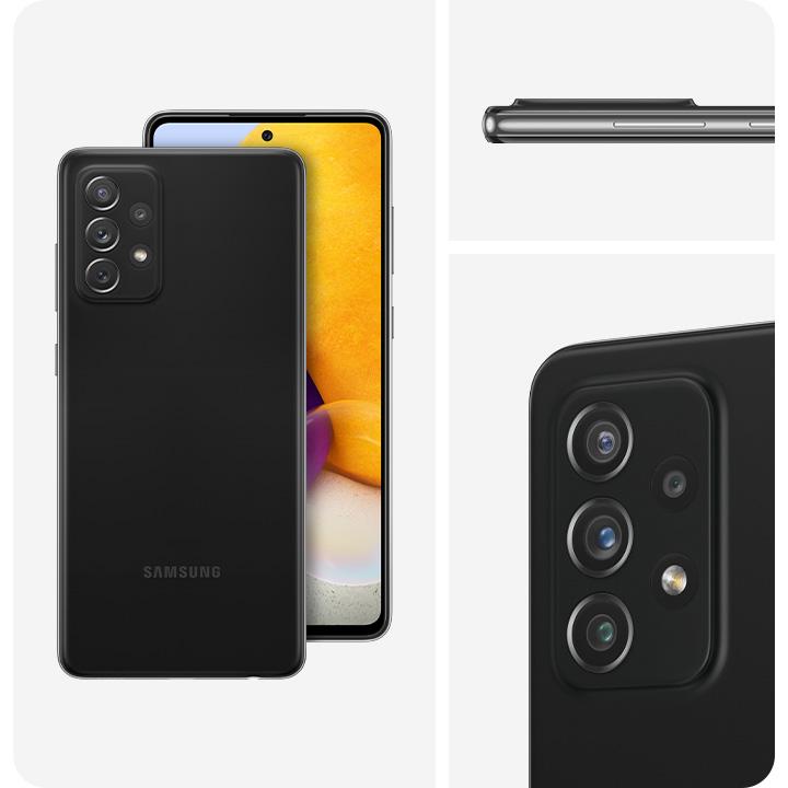 Samsung Galaxy A72 128Gb Черный