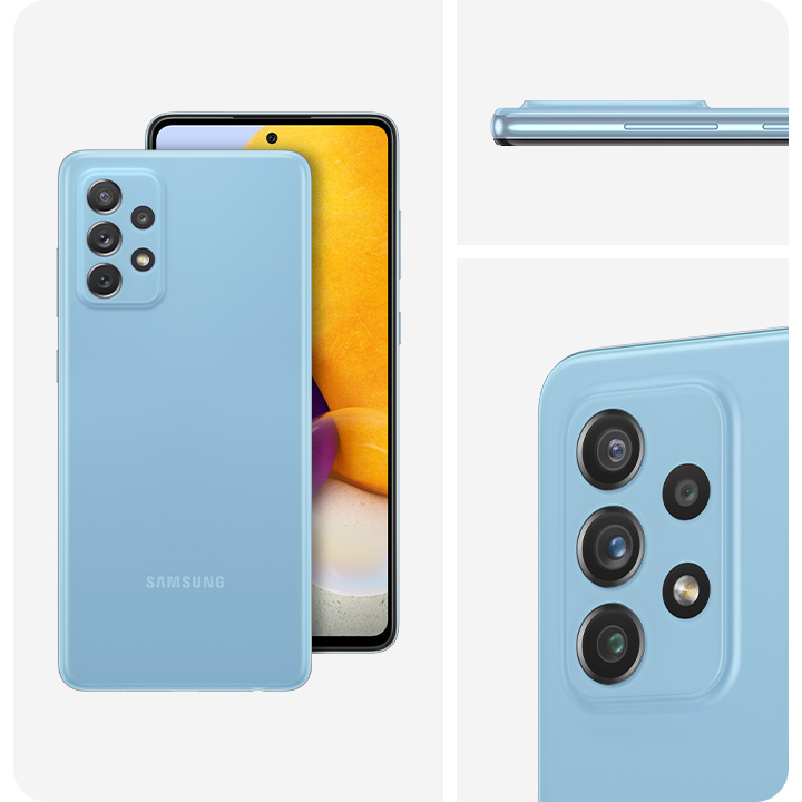 Samsung Galaxy A72 128Gb Синий